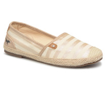 1266207in699 Gold Espadrilles in goldinbronze
