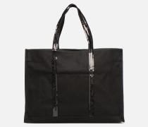 Cabas EST OUEST Handtasche in schwarz