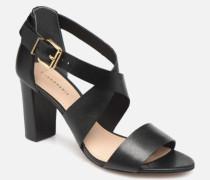 JUTI Sandalen in schwarz