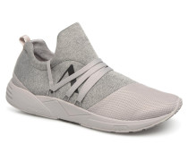 Raven Mesh S Sneaker in grau
