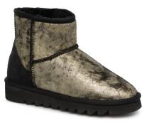 Laura Stiefeletten & Boots in goldinbronze
