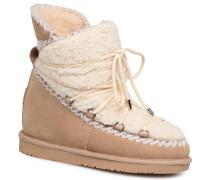 46486 Stiefeletten & Boots in beige