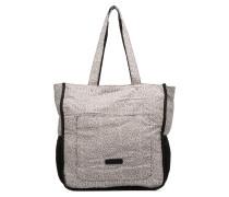 Nikky Shopping Bag Handtasche in schwarz
