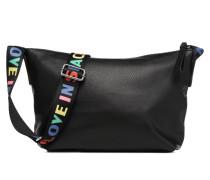 Islay Shoulder Bag Handtasche in schwarz