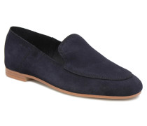 Lara loffer Slipper in blau