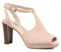 Kendra Charm Pumps in rosa