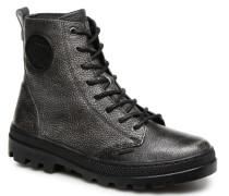 Pallabosse OFF Lea Stiefeletten & Boots in schwarz