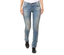 Sandy 0675D Regular Slim-Straight Jeans
