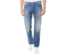 Buster 0839C Slim-Tapered Jeans