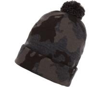 Ski Tuke V Mütze black/camo