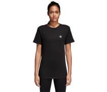 Sc W T-Shirts T-Shirt schwarz schwarz