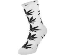 Plantlife Crew Socken schwarz