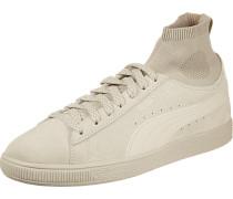 Suede Classic Sock Schuhe beige