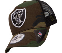 Nfl Camo Team Trucker Oakland Raiders Snapback camo