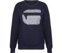 Rc oluva os r W Sweater Damen blau