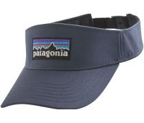 P-6 Logo Visor Cap blau