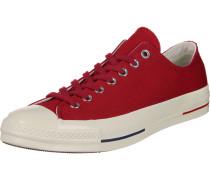 All Star 70 Ox Schuhe rot weiß blau