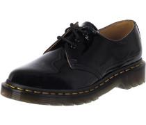 Patent Schuhe schwarz