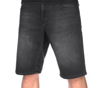 Rafter 2 Herren Shorts black denim
