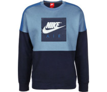 Crew Sweater blau