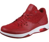 Clutch Schuhe rot