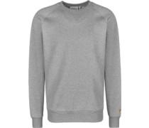 Chase Sweater grau meliert EU
