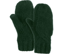 NMSuma Handschuhe Damen grün