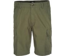 New York Herren Shorts oliv