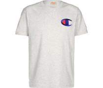 Chet C Logo T-hirt grau meliert