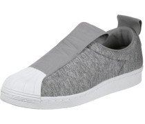Superstar Bw3s Slip On W Schuhe grau