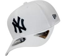 White Base Stretch Snap 9 Fifty New York Yankees Snapback
