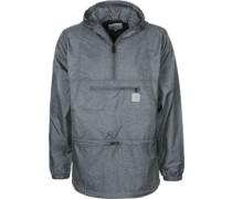 Wilon Leichte Jacken Jacke grau blau meliert grau blau meliert
