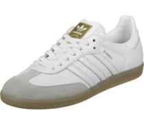 Samba W Schuhe weiß