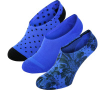 Chucks Socken Damen blau