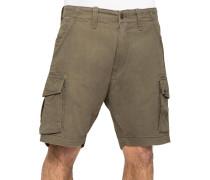 City Herren Shorts oliv