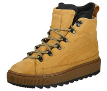 The Ren Boot Nbk Schuhe braun gelb