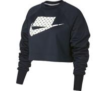 W Sweater blau