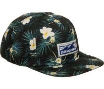 Boardshort Label Funfarer Cap schwarz