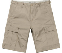 Aviation Columbia Bermudas leather rinsed