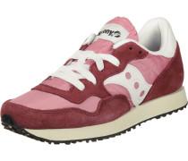 Dxn Vintage Damen Schuhe weinrot pink