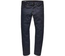 3301 Straight Jeans Herren rinsed