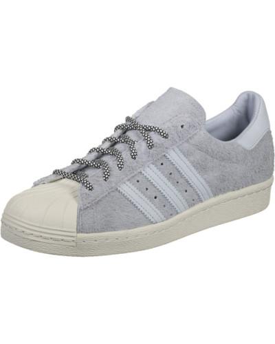 adidas Herren Superstar 80s Lo Sneaker Schuhe grau grau Verkauf Websites NrqfV