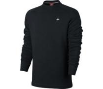 Modern Crew Sweater schwarz