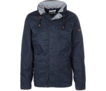 Garrick Leichte Jacken Jacke blau blau