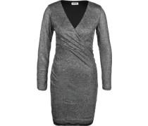NMInfinity W Kleid Damen schwarz silber EU