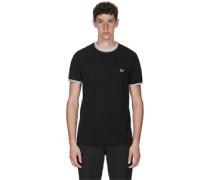 Twin Tpped T-Shirt schwarz