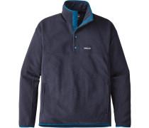 Lw Better weater Marupial Herren Fleecepullover blau
