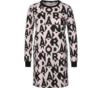 NMWoman Short Damen Kleid pink schwarz