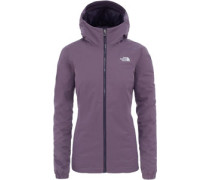 Quest Insulated W Winterjacke lila