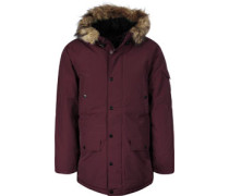 Anchorage Parka amarone/black